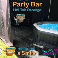 Party bar Hot Tub