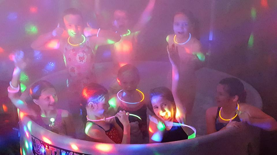 Children's birthday party hire in Doncaster.