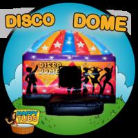 Disco Dome Hire Doncaster