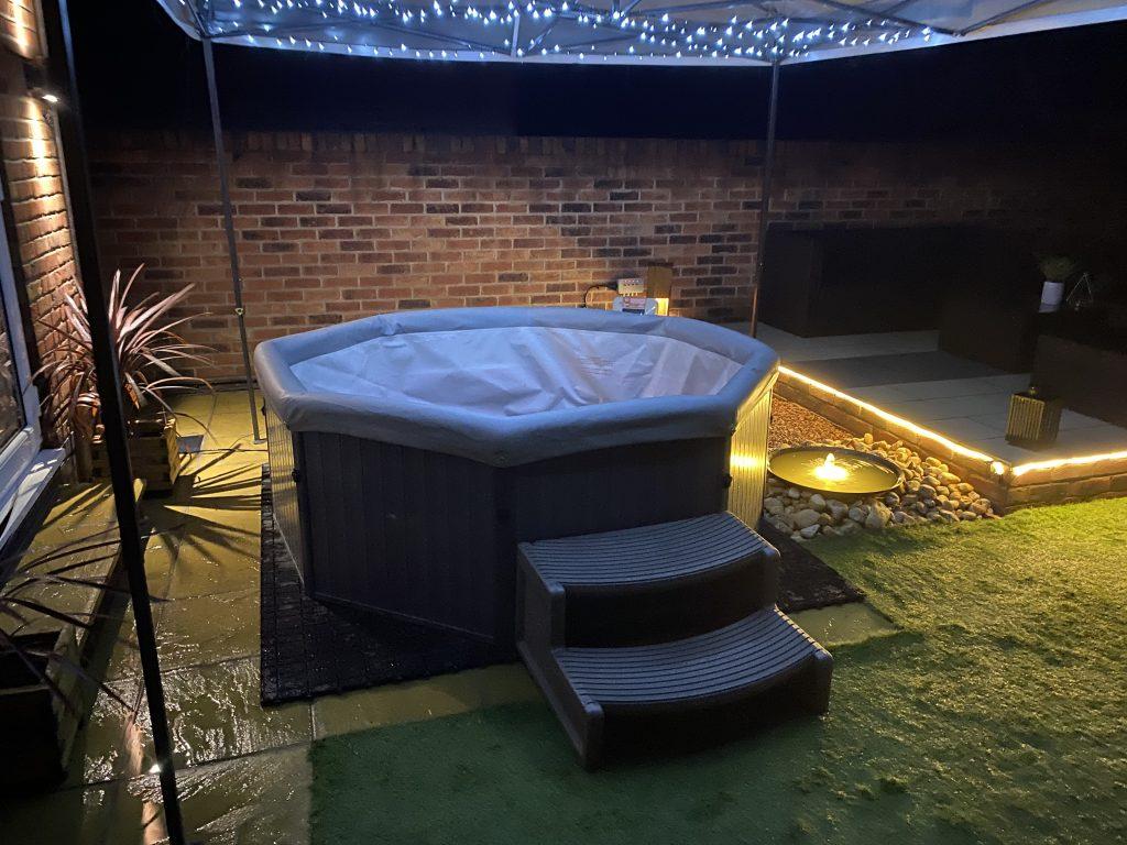 Happytubs hot tub hire
